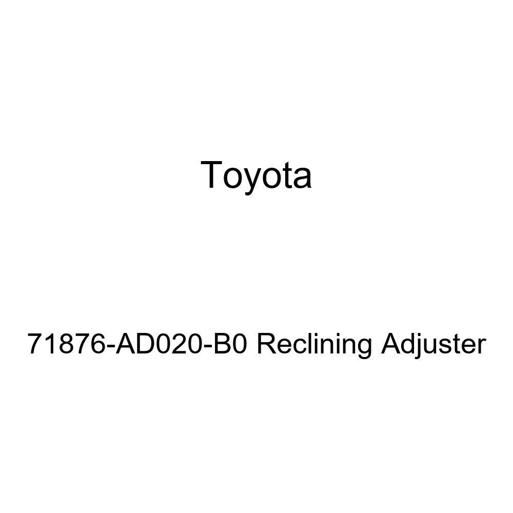 TOYOTA Genuine 71876-AD020-B0 Reclining Adjuster