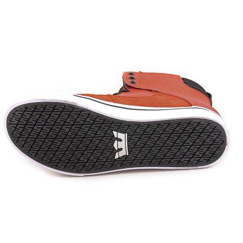 Supra, Sneaker uomo Rosso rosso Rosso