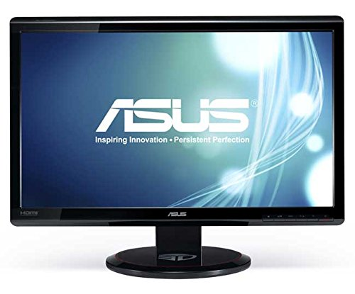 "Asus Computer International - Asus Ve248q 24"" Led Lcd Monitor - 16:9 - 2 Ms - Adjustable Display Angle - 1920 X 1080 - 16.7 Million Colors - 250 Nit - 50,000,000:1 - Full Hd - Speakers - Hdmi - Vga - Displayport - 35 W - Black - Energy Star, Rohs, Weee ""Product Category: Computer Displays/Monitors"""