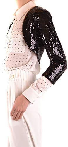 Ralph Lauren Fashion Woman MCBI39024 Black Polyester Jacket | Season Outlet