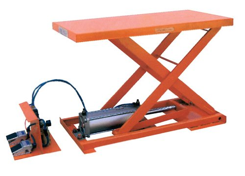 Pneumatic Lift Table Design image result for table lift with crank mechanism for height adjustable tables Beacon Pneumatic Scissor Lift Table Platform Size Width X Length 19 12 X 39 12 Capacity 200 Lbs Service Range 11 14 To 29 12 Model Bat 10