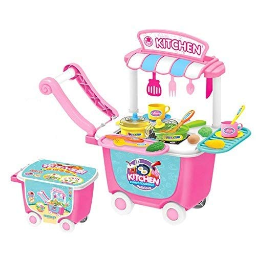 Buy Funblast Kitchen Set Toys For Kids Girl Cooking Pretend Set