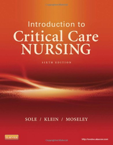 Intro.To Critical Care Nursing