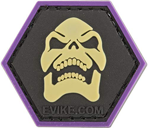 Evike Operator Profile PVC Hex Patch Comic Series (Style: Nyeh Heh Heh) -