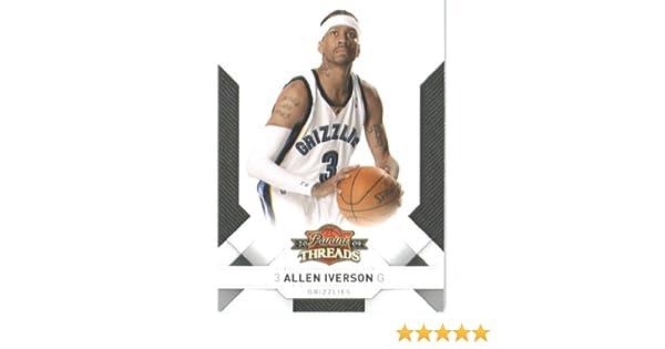buy popular 17795 9f338 2009 Panini Threads Basketball Card (2009-10) IN SCREWDOWN CASE #59 Memphis  Grizzlies Mint