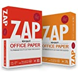 ZAP 70 gsm A4 Copy Paper - 11.69 inch x 8.26 inch (Pack of 500 Sheets)