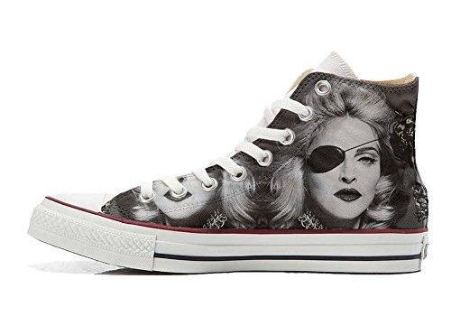 Converse PERSONALIZZATE All Star Hi Canvas, Sneaker Uomo/Donna (Prodotto Artigianale) film cult