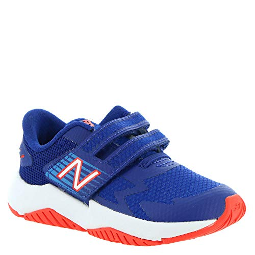 New Balance Kids Baby Boy's Rave Run v1 (Infant/Toddler) Marine Blue/Vision Blue 5.5 Toddler