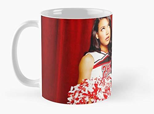 Brittana Brittany /& Santana - GLEE 11 oz Premium Quality printed coffee mug Classic Mug Standard Mug Mug Coffee Mug Tea Mug Unique Gifting ideas for Friend//coworker//loved ones