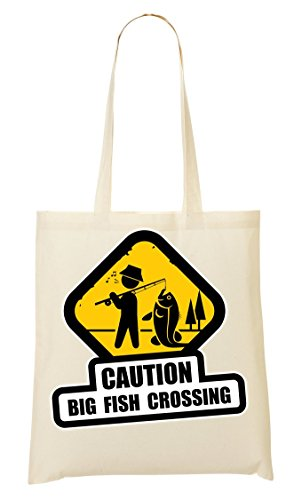 Fourre Tout Fishing Simple Sac Rod Provisions Shape Caution Active À Lifestyle Sac Crossing Fish Rq4yvR1zB