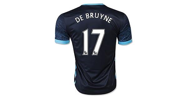 Camiseta de fútbol, diseño del Manchester City FC de la UEFA ...