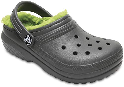 Crocs Unisex Kids/' Classic Lined Clog