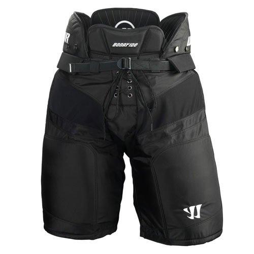Warrior Senior Bonafide Hockey Pant, Black, Large