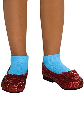 Wizard of Dorothy Deluxe Ruby Red Costume Shoes