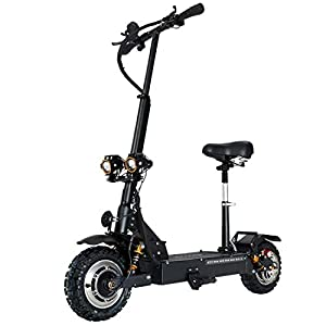 GUNAI 3200W 11-inch Off-Road Electric Scooter
