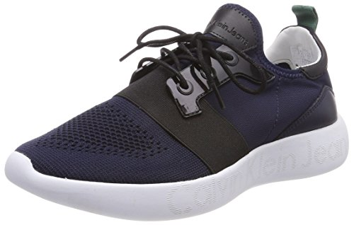 Bleuind 000 Mel Jeans KnitSneakers Basses Calvin Klein Homme reWCxoQdB