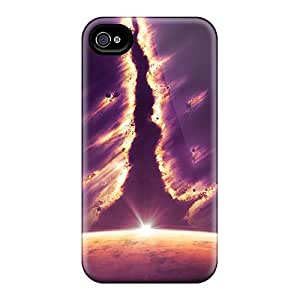 Durable Protector Cases Covers With Outer Space Hot Design For Iphone 6plus