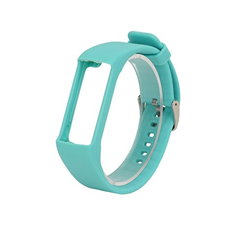For Polar A360 bands and A370 bands,TenYun Replacement One-piece Soft Silicone Band / Sport Strap / WristBand / Accessory with Safety metal clasp for Polar A360 and Polar A370 - Sports Sunglasses Polar