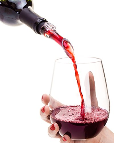 Best-Wine-Aerator-Pourer-for-Red-Wine-White-Wine-Unique-Gift-Idea-For-Women-Men-Her-Him-Anniversary-Birthday-Christmas-Couples-Friendship-Wine-Gift-Compare-to-Vintorio-Brand