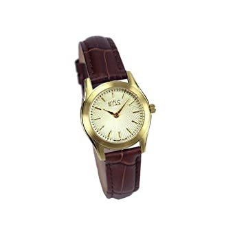 BWC Damenuhr Uhren Exklusive Uhr 20039.51.55