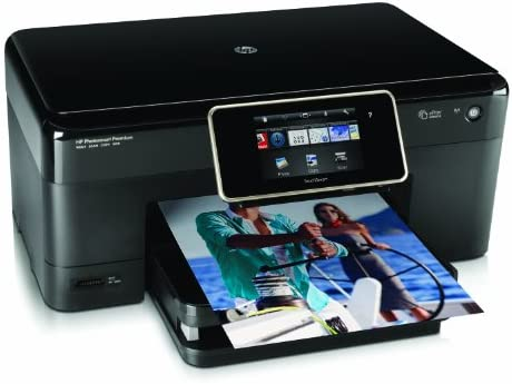 HP Impresora HP Photosmart Premium e-Multifuncional - Impresora ...