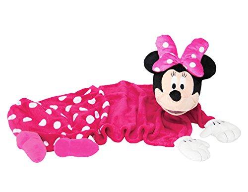 Cuddleuppets Minnie Mouse Plush Puppet