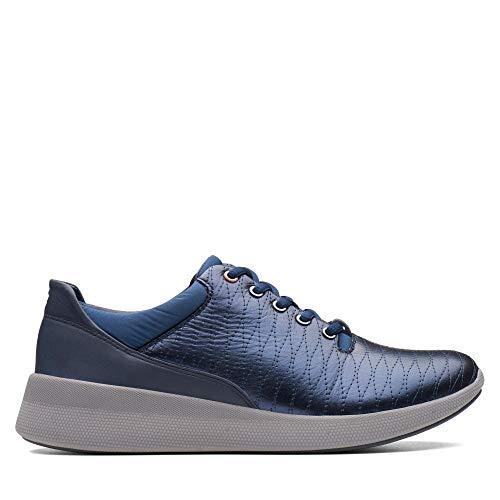 Bleu Lacets Pour Chaussures 39 Femme Clarks De Bleu Eu À Ville D IXqAd8x