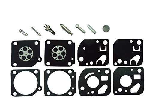 (Carburetor Repair/Rebuild Kit Replaces ZAMA RB-29 for Homelite ST155/175/285/385 Ryobi 700/740/780 ZAMA C1U carb )
