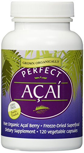 100% PURE Perfect ACAI Berry, ACAI Capsules ~ 120 Caps!
