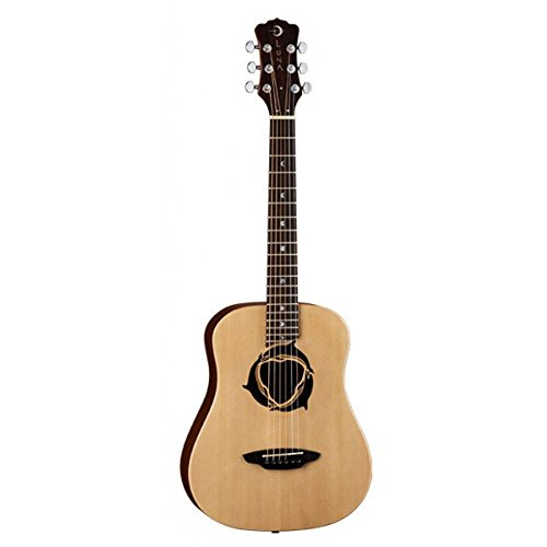 Luna Dolphin Travel Size Dreadnought Acoustic product image