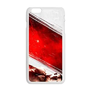 Cool-Benz WWE 2K15 wrestling fighting action warrior poster Phone case for iPhone 6 plus