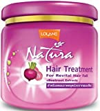 Lolane Natura Hair Treatment for Revital Hair Fall + Beetroot Extracts 250g.
