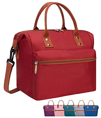 Leakproof Insulated Lunch Tote