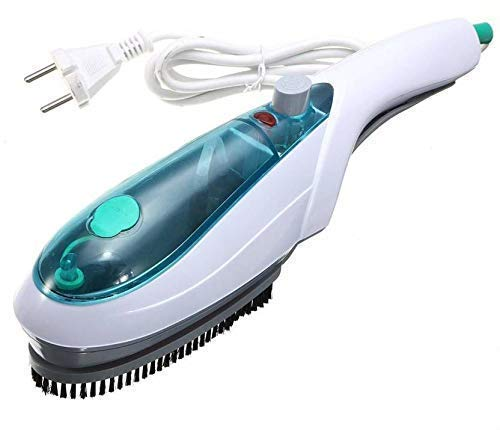 Portable Steam Iron Handheld Garment Steamer Household Garment Ironing for Cloths (multicolor) by...