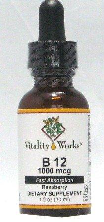 BIOMED BALANCE B12 Drops 1000 mcg/ml, 1 Fluid Ounce