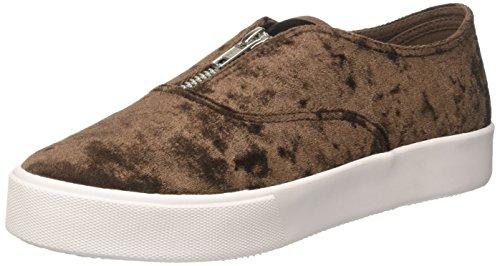 Basso Jeffrey Sneaker Collo Marrone Campbell Donna velvet A Jcprollick3vel Chocolate HSSq7wx1X