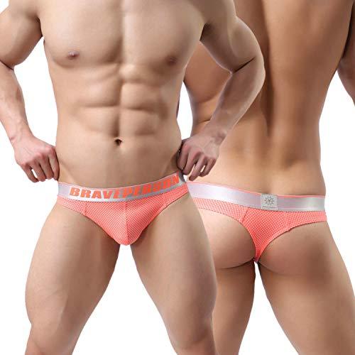 c5ec788c3b49 MuscleMate Mode Men's Thong Underwear, Men's Thong G-String ...