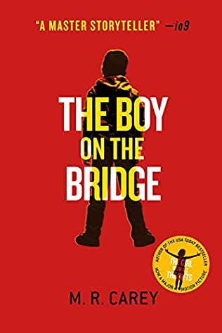 book cover of The Boy on the Bridge