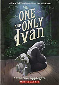 Paperback the one and only ivan ( First paperback Scholastic Edition 015) Book