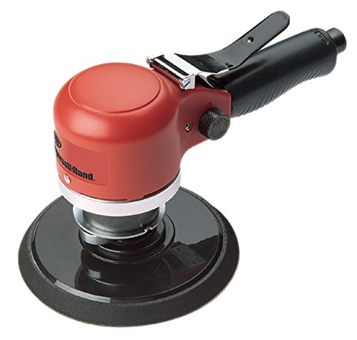 Ingersoll-Rand 311A 1/4 hp 12000 rpm Pneumatic Angle Sander, 6'' by Ingersoll-Rand