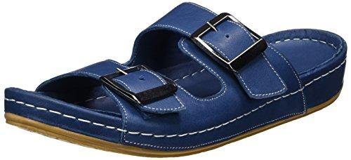 Andrea Conti 0023442 - Mules Mujer Pantalon De Mezclilla (Jeans)