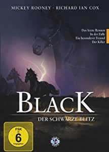 Black - Der schwarze Blitz DVD 4 *** Europe Zone ***
