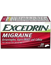Migraine Pain relief caplets 200 count