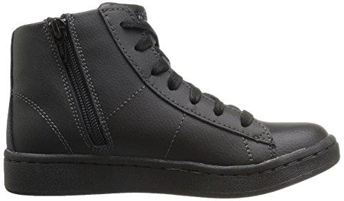 Skechers Kids outgo Sneaker (Little Kid/Big Kid) Black/Black
