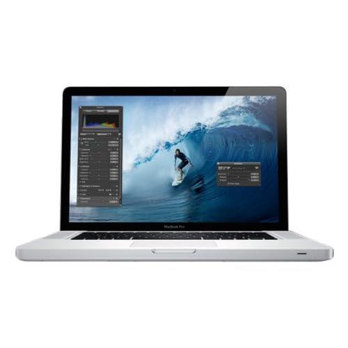 "Apple MacBook Pro Ordinateur portable 13"" (33 cm) Intel Dual-core i5 (2,4 GHz) 500 Go RAM 4096 Mo Mac OS X Lion/iLife"