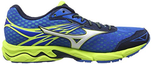 Homme Blue Catalyst Blue De Chaussures Running palace white Compétition Wave Bleu Yellow Mizuno safety BAKqFYwg1y