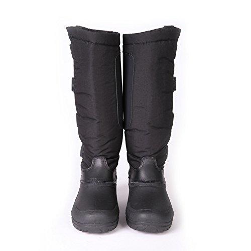 para Covalliero equitación mujer de 327529 negro Botas p787fI1