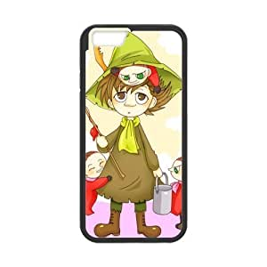 iPhone 6 plus 5.5 Case Little My Moomin Character iPhone 6 plus 5.5 (Laser Technology)