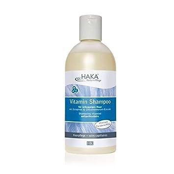 Haka Anti Schuppen Shampoo I 500 Ml I Haarshampoo Mit Vitamin B C E