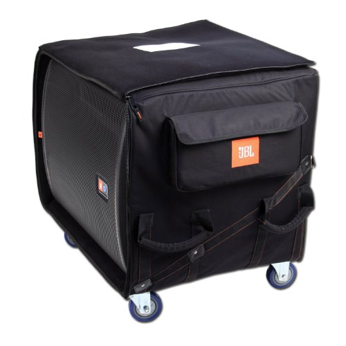 JBL Rolling Sub Transporter Bag for JBL 18-Inch Sub Speaker - Black (JBL-SUB-18T) by JBL Bags
